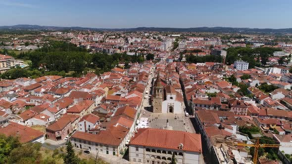 Thumbnail for Tomar Historic Center Town, Portugal