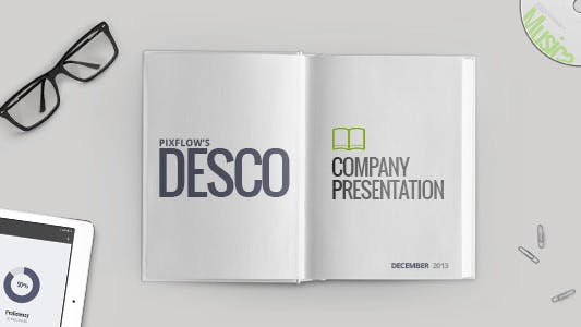 Thumbnail for Desco Company Presentation