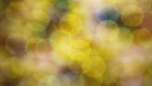 Thumbnail for Yellowish Bokeh Background 04