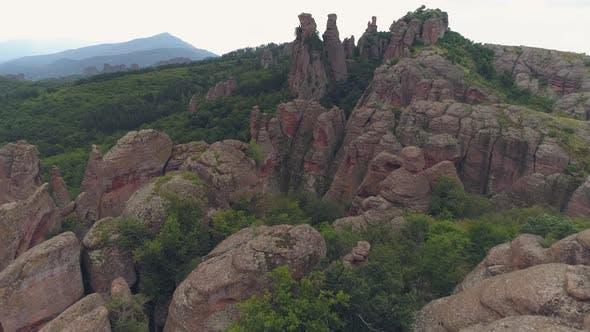 Occult rocks of Belogradchik (Bulgaria)