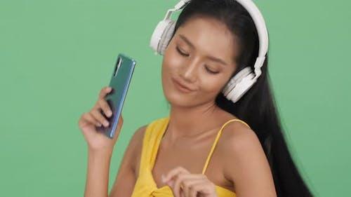 Viel Spaß Musik hören