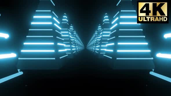 Thumbnail for 5 Pyramid Light Vj Loop Pack