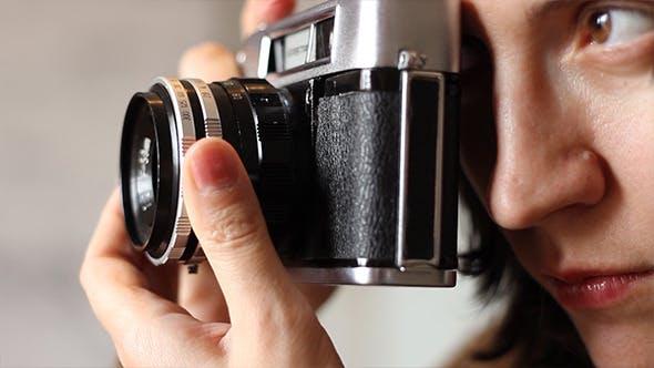 Thumbnail for Retro Photo Camera