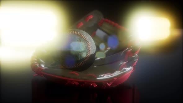 Thumbnail for Baseball and Mitt