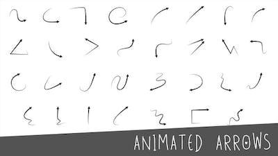 Animated Arrows