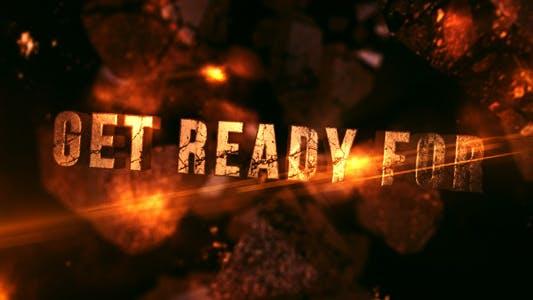 Thumbnail for EoD - Cinematic Logo Reveal