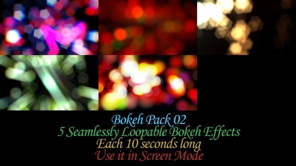 Thumbnail for Bokeh Effects Pack V2