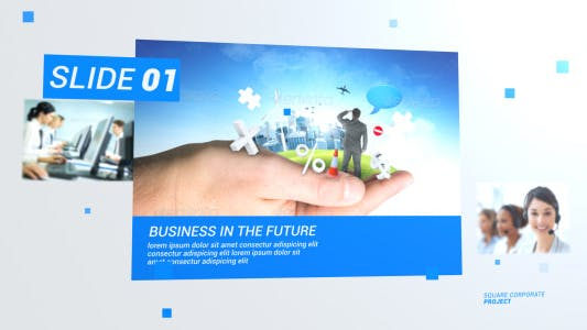 Square Corporate Presentation