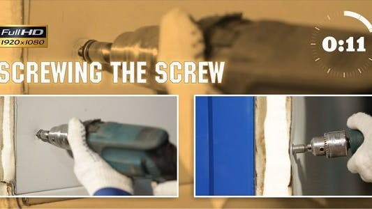 Thumbnail for Screwing the Screw 1