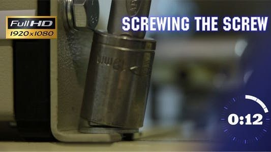 Thumbnail for Screwing the Screw 2