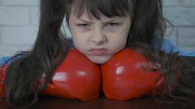 Upset Boxer