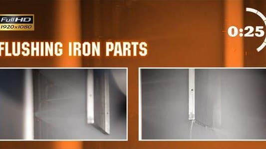 Thumbnail for Flushing Iron Parts 1