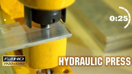 Thumbnail for Hydraulic Press 1