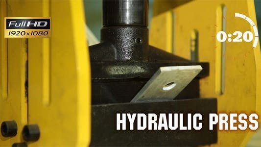 Thumbnail for Hydraulic Press 2