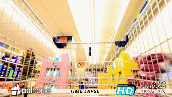 Thumbnail for Einkaufszentrum Einkaufswagen Supermarkt