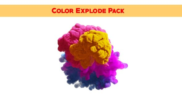 Color Explode