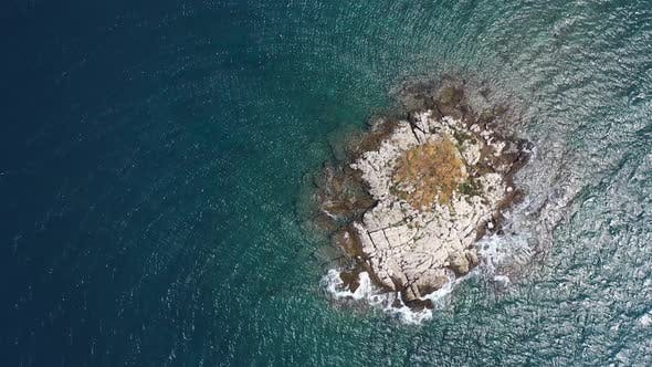 Little Island from Above