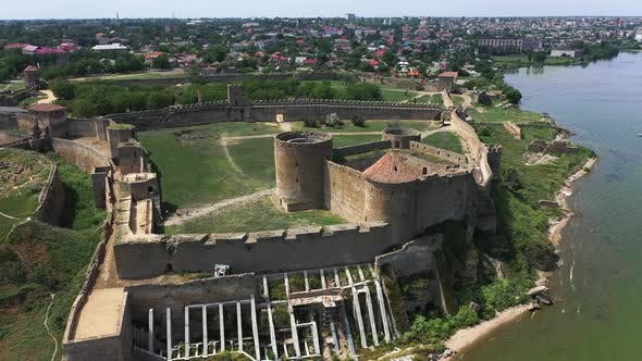 Thumbnail for Old Fortress in Belgorod-Dniester Ukraine