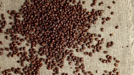 Thumbnail for Heap of Roasted Coffee Beans