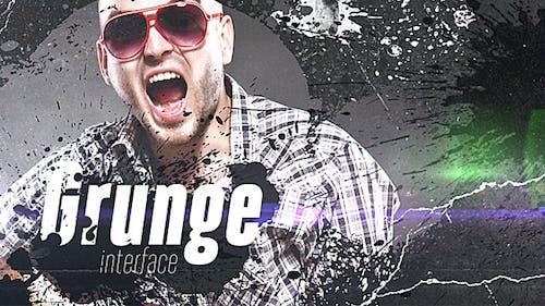 Grunge Interface