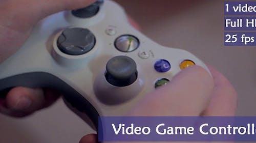 Video spiel-Controller