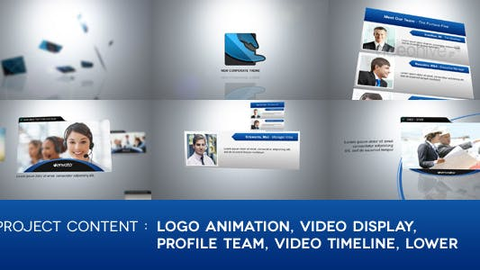 Thumbnail for New Corporate Theme