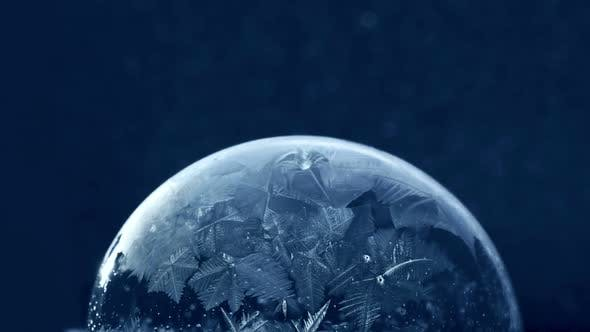Thumbnail for Christmas Snow Globe Snowflake Freezing