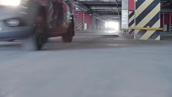 Thumbnail for Searching for Free Space in Parking Lot