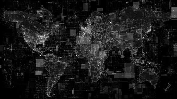 Thumbnail for Digtial Map Dualtone