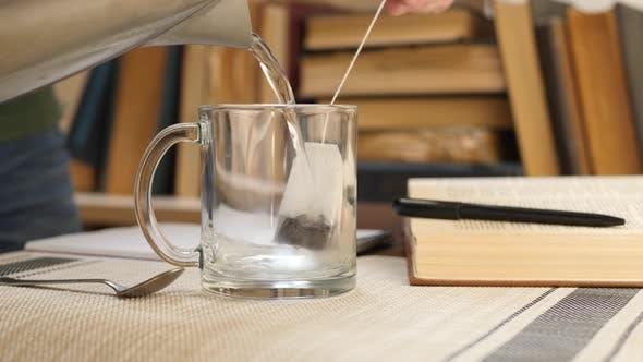 Making Tea During University Study