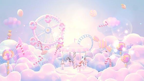 Thumbnail for Pastel Amusement Park