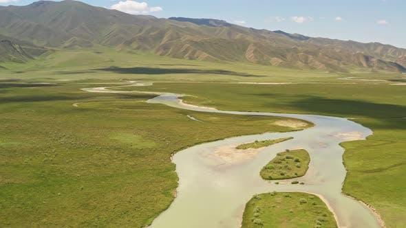 Bayinbuluke grassland landscape