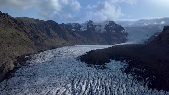 Thumbnail for Svnafellsjkull Glacier in Iceland
