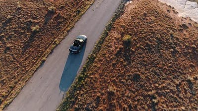 Sports Car Aerial