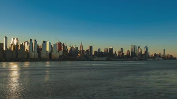Thumbnail for Manhattan Morning New York City