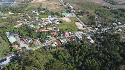 Malays kampung at Malaysia