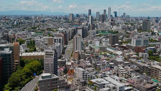 Thumbnail for Tokyo Stadt Japan