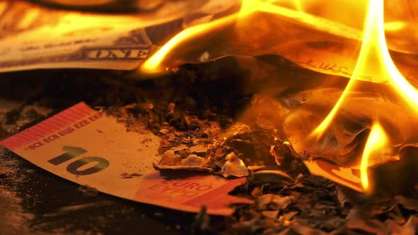 Thumbnail for Burning Money