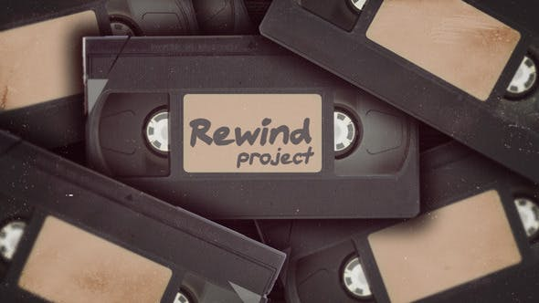 Cover Image for Rewind Project