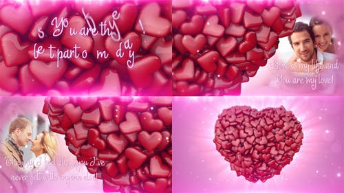 Love Video Card