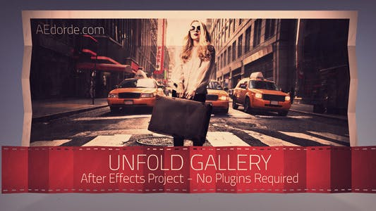 Thumbnail for Unfold Gallery
