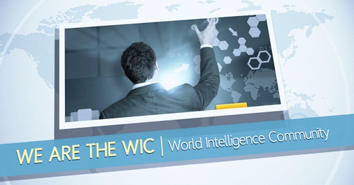 Intelligence Agency Promo