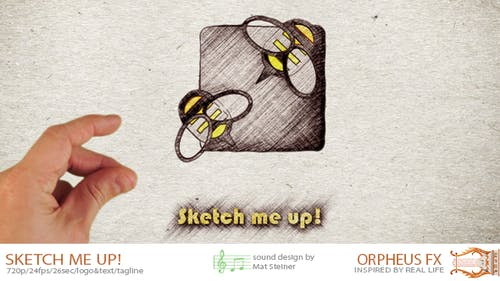 Sketch Me Up!