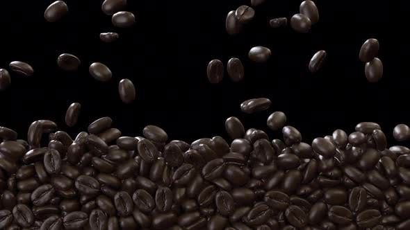 Coffe Beans Screen Overlay