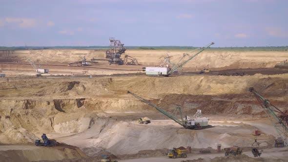 Thumbnail for Open Pit Iron Ore Mining