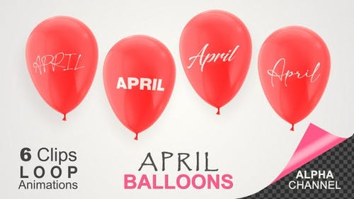 April Month Celebration Wishes