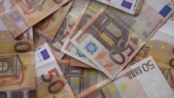 Thumbnail for 50 Euros Bank Notes