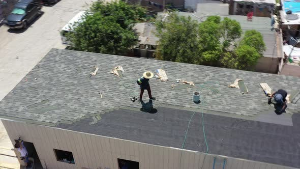 Thumbnail for Tijuana Mexico Roof Install