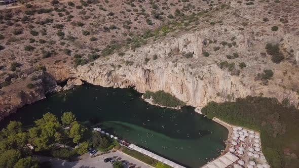 Thumbnail for Lake Vouliagmeni, the Athenian Riviera
