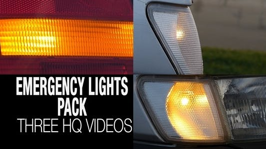 Thumbnail for Emergency Lights Pack